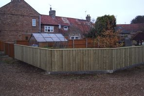 Domestic Fencing Projects