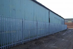 Commercial Fencing Projects