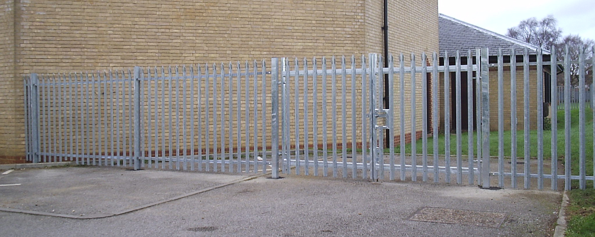 Supplying and erecting palisade and all forms of security fencing.
